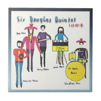 Monsieur Douglas Quintet 1+1+1=4 Petit Carreau Carré