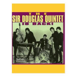 Monsieur Douglas Quintet Cartes Postales