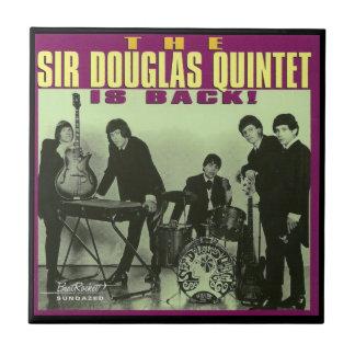 Monsieur Douglas Quintet Is Back Petit Carreau Carré