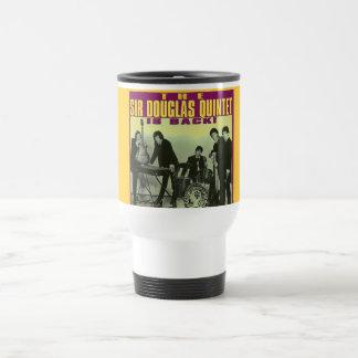 Monsieur Douglas Quintet Mug À Café