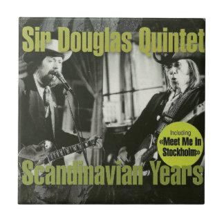 Monsieur Douglas Quintet Scandinavian Years Petit Carreau Carré