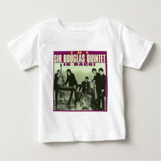 Monsieur Douglas Quintet T-shirt Pour Bébé