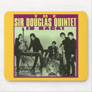 Monsieur Douglas Quintet Tapis De Souris