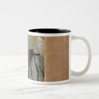 Monsieur et Madame Edouard Manet d'Edgar Degas | Tasse 2 Couleurs