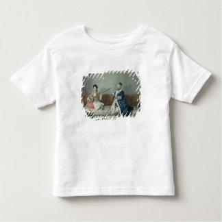 Monsieur Levett et Mademoiselle Helene T-shirts