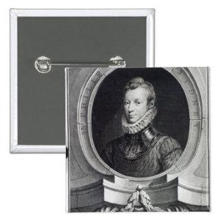 Monsieur Philip Sidney Badges