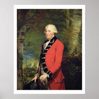 Monsieur Ralph Milbanke, 6ème baronnet, dans l'uni Posters