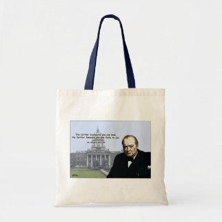 Monsieur Winston Churchill - sacs inspirés