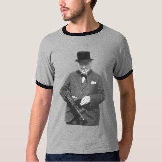 Monsieur Winston Churchill T-shirt