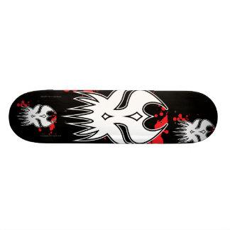 MonsterSkull Skateboard 20 Cm
