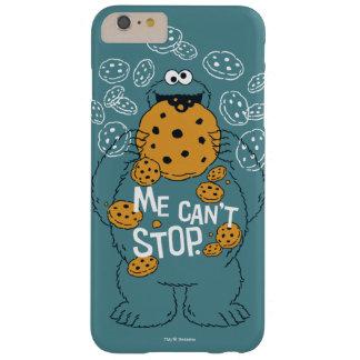Monstre de biscuit du Sesame Street | - je ne peut Coque iPhone 6 Plus Barely There