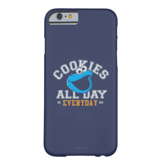 Monstre de biscuit quotidien coque barely there iPhone 6