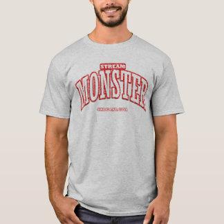 Monstre de courant par le monstre officiel t-shirt
