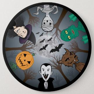 Monstre de Halloween Pin's