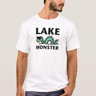 Monstre de lac t-shirt