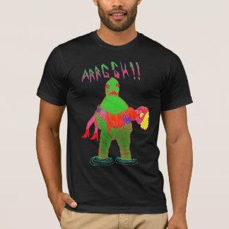 monstre de marais t-shirt