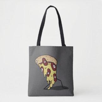 Monstre de pizza sac