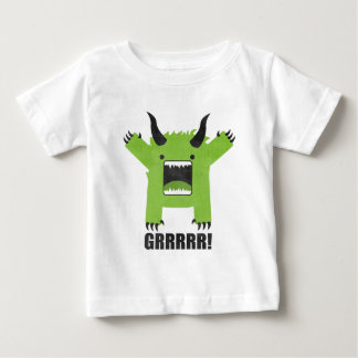 monstre t-shirt pour bébé