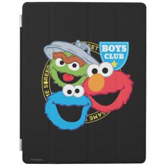 Monstres de club de garçons protection iPad