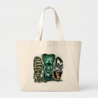 Monstres de film grand sac
