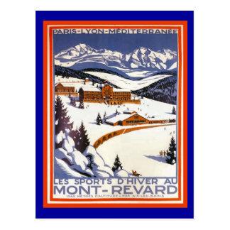 Mont Revard Carte Postale