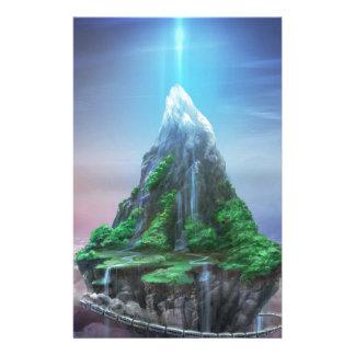 Montagne de ciel de Megalious Papeterie