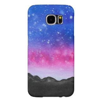 Montagne de galaxie