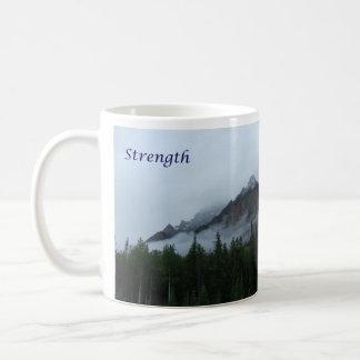 Montagne de nuage - force mug