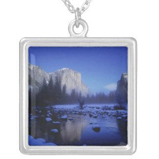 Montagne d'EL Capitan, parc national de Yosemite, Pendentif Carré