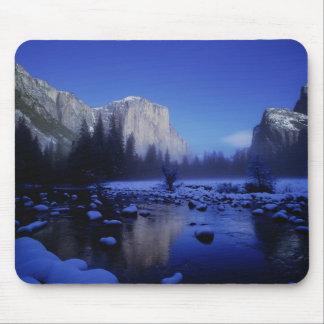 Montagne d'EL Capitan, parc national de Yosemite, Tapis De Souris