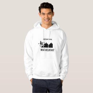 """""""Montagne. Quelle montagne ?"""" sweat - shirts à"""