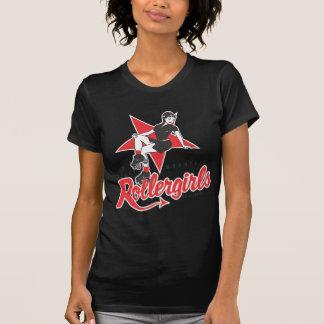 Montagne rocheuse Rollergirls T-shirt