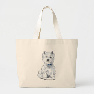 Montagne Terrier blanc occidentale Grand Sac