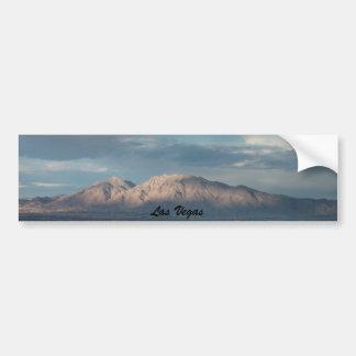 Montagnes de Las Vegas Autocollant Pour Voiture