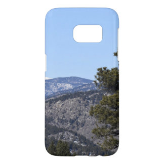 Montagnes du Colorado Coque Samsung Galaxy S7
