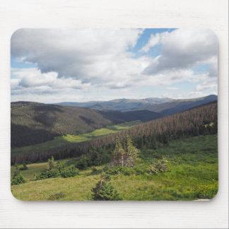 montagnes rocheuses dans le Colorado Tapis De Souris