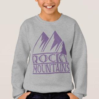Montagnes rocheuses sweatshirt