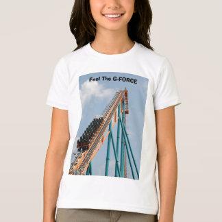 Montagnes russes t-shirt