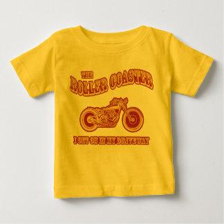 Montagnes russes t-shirt pour bébé