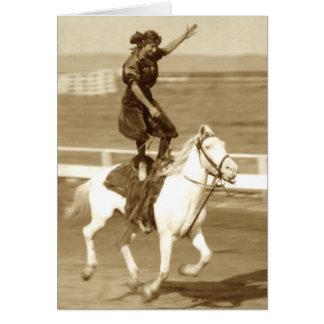 Monte du cheval blanc cartes