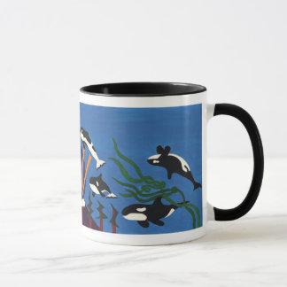 Monter d'orques mug