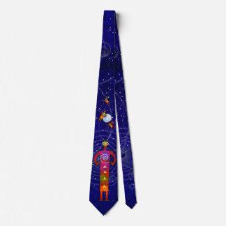Monter étranger antique d'anges d'Astro Cravates