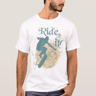 Montez-le T-shirt