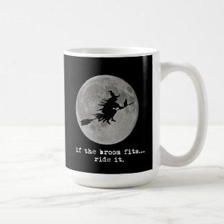 Montez-le tasse de Halloween