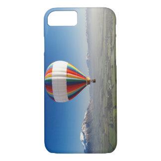 Montgolfière, près de Methven, Cantorbéry 3 Coque iPhone 7