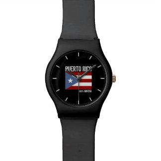 Montre 100 Boricua : Porto Rico