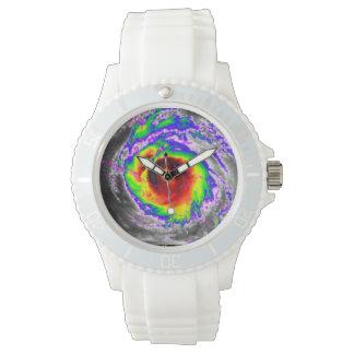 Montre 2 de radar d'ouragan