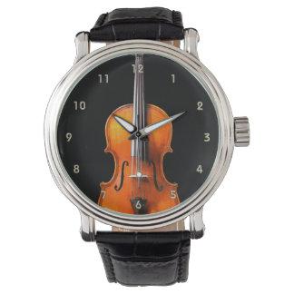 Montre 7 d'alto ou de violon par Leslie Harlow