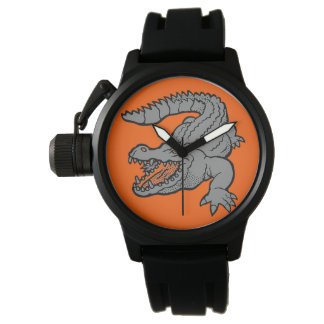 Montre AligatorDry Orange