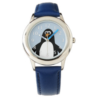 Montre Bleu de pingouin